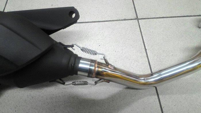 彰化市~有店面~全新插管~黑鐵管~改缸也可以訂做大回壓小聲版~前段加粗~勁戰四代~勁戰~GTR~雷霆s~雷霆王~RS