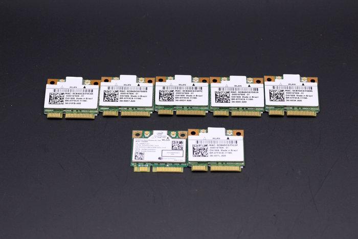 【庫存品】 Mini Pci-e 無線網卡 Dell Dw1506 Atheros Ar5b125 Ar9485