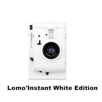 大通數位相機 [現貨] Lomography Lomo Instant 拍立得相機 白色 公司貨