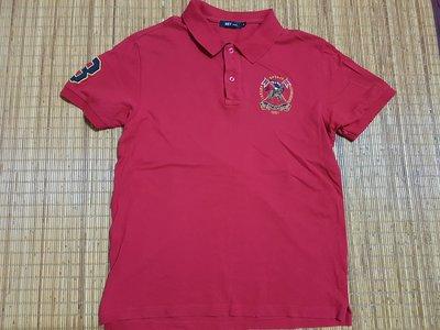 (抓抓二手服飾)  NET  POLO衫  紅色   L   (G36)