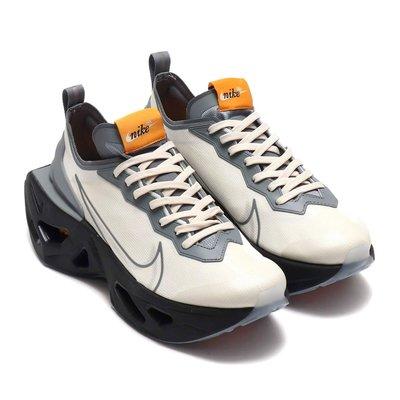 =CodE= NIKE W ZOOM X VISTA GRIND 透明網增高慢跑鞋(卡其黑灰)BQ4800-101 預購