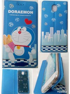 彰化手機館 XZ2Premiun 手機皮套 隱藏磁扣 小叮噹 哆啦A夢 正版授權 保護套 XZ2P SONY