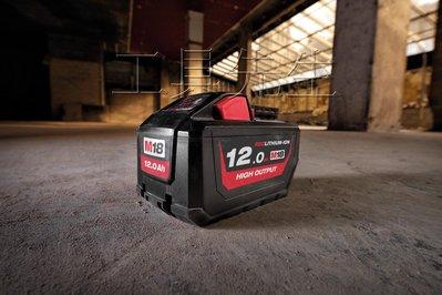 含稅價/M18 HB12【工具先生】Milwaukee 美沃奇.米沃奇 18V/12.0 鋰電池 充電電池 電池