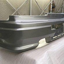 【比比昂.日本改裝 空力套件】CーWEST製 ER34スカイライン 2ドア用Rrバンパー中古品