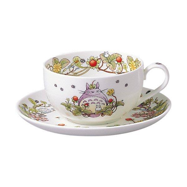 龍貓 日本Noritake 奶茶杯 咖啡杯組 (5-6月)宮崎駿 ♡LUCI日本代購♡空運
