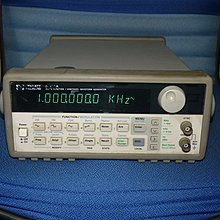 HP 33120A 15MHz Function / Arbitrary Waveform Generator