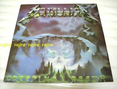 METALLICA Creeping Peath 黑膠 唱片