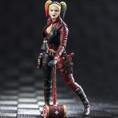台之星大咖-[現貨]Injustice 2 HIYA 3.75寸不義聯盟 蝙蝠俠 超人 紅頭罩手辦