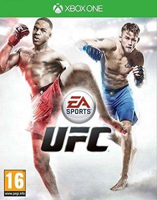 全新未拆 XBOX ONE UFC 終極格鬥王者 -英文版- EA Sports UFC 終極格鬥錦標賽