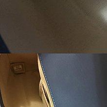 小巴黎二手名牌~真品 Chanel reissue 復刻版 灰藍 鍊包  25CM