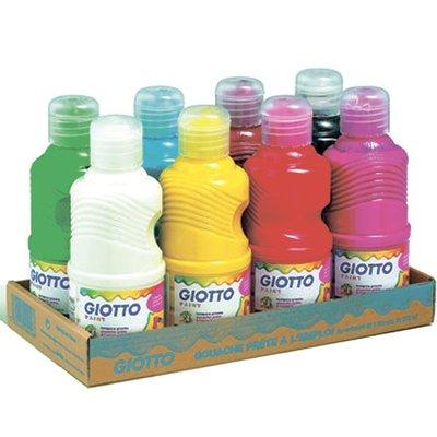 ☆【義大利 GIOTTO】易清洗兒童顏料(單罐)特價152元,三罐免運,六罐再送