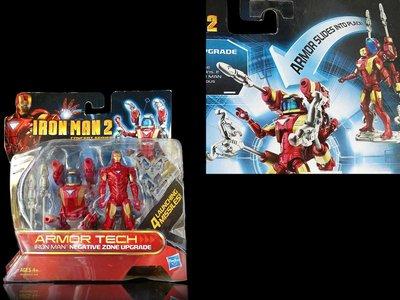 BOSM 櫃 : 2009 IRON MAN 鋼鐵人 NEGATIVE ZONE UPGRADE 富貴玩具店