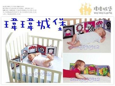 ♪♫瑋瑋城堡✲玩具出租♪♫ Tiny Love 寶寶第一本親子黑白與彩色布書(F) 可租日即日起(租金優惠)