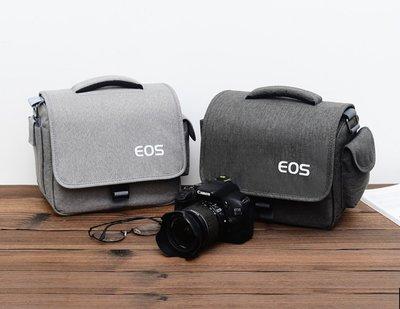 Canon專業復古文藝相機包 單眼相機包 攝影包 側背包 類單眼 微單眼 數位相機 M50 5D 6D 防水 全幅機