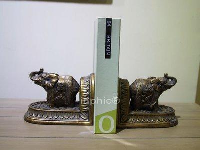 INPHIC-歐式家居裝飾品擺設室內創意吉祥象書靠辦公室書房裝飾工藝品擺件