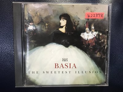 *真音樂*BASIA / THE SWEETEST ILLUSION 日版 二手 K22374