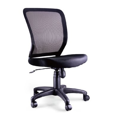 螞蟻雄兵 LV-953TG 氣壓傾仰式網布辦公椅(黑色款) 電腦椅 職員椅 會議椅 電競椅 透氣耐坐 辦公桌椅 無扶手
