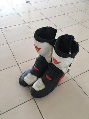 DAINESE丹尼斯 皮革防摔鞋 二手(EU45)