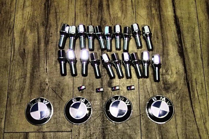 DJD19032507 輪框螺絲 鋁圈 六腳螺絲 單顆250
