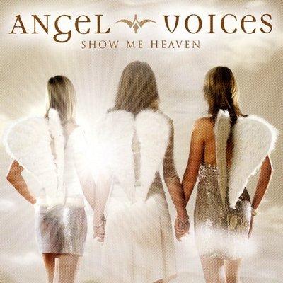 音樂居士~Angel Voices ~ Show Me Heaven 天使嬌娃 美聲天堂~CD專輯