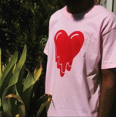 【日貨代購CITY】Emotionally Unavailable 冠希 新品牌 Pink Heart 愛心 粉紅 現貨
