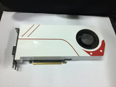 電腦雜貨店→ 華碩 ASUS TURBO-GTX970-OC-4GD5 4G DDR5 二手良品$6000