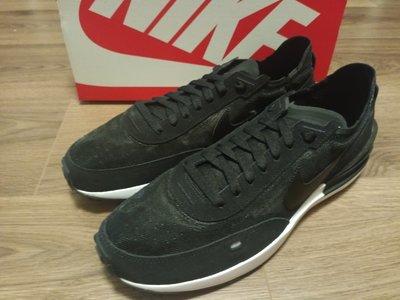 1 黑色慢跑鞋 Nike Waffle One 平民版Sacai 西瓜 us11.5 29.5cm 全新正品公司貨