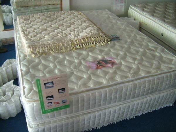 ※高雄專業睡眠館 尊爵床墊※活性碳英國3線護背6環獨立筒床墊 雙人5尺~雙iso品質認證