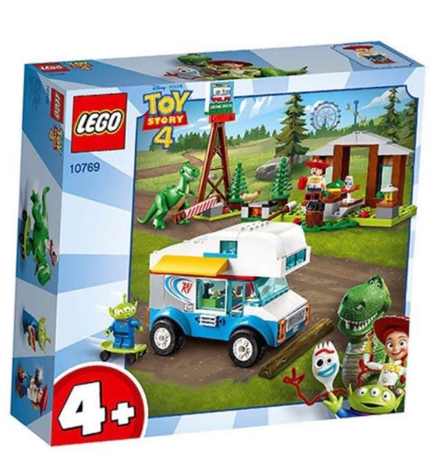 LEGO-Lt 10769-2019年Junior系列-Toy Story 4 RV Vacation
