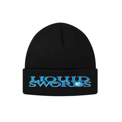 全新商品 Supreme 18FW Liquid Swords Beanie 針織帽 毛帽
