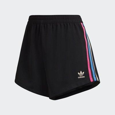 【Footwear Corner 鞋角】Adidas W Originals Shorts Black 愛迪達三葉草短褲