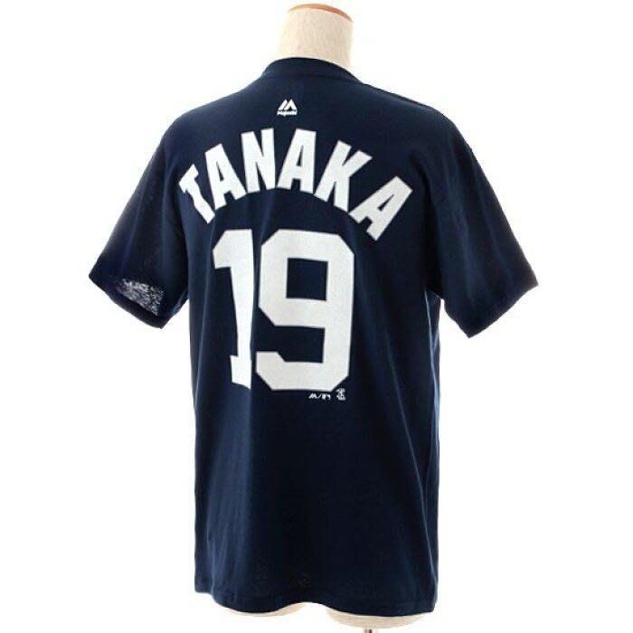MLB New York Yankee 田中將大 背號T-shirt