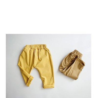 【Mr. Soar】 **清倉** E328 春季新款 歐美style童裝男女童休閒褲長褲 現貨