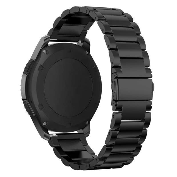 YZD 華碩ZenWatch 2代手表帶 WI501Q WI502Q 實心鋼帶 快速安裝促銷錶帶 錶帶