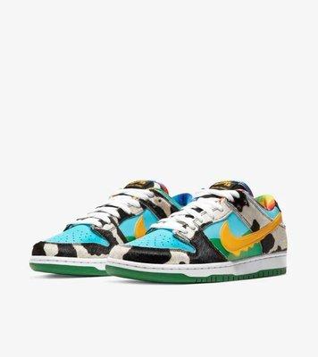 Nike SB Dunk Low Ben & Jerry's Chunky Dunky CU3244-100 男鞋