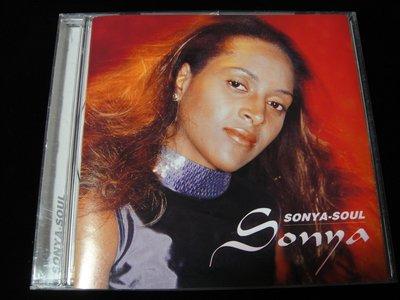 【198樂坊】SONYA - SONYA-SOUL(Love Come Down...日版)BX