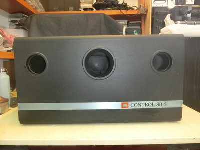 JBL CONTROL SB-5 被動式重低音喇叭