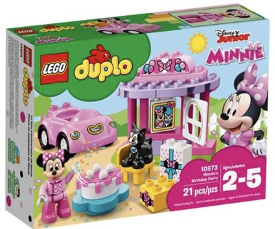 LEGO Duplo 10873 - Minnie's birthday party