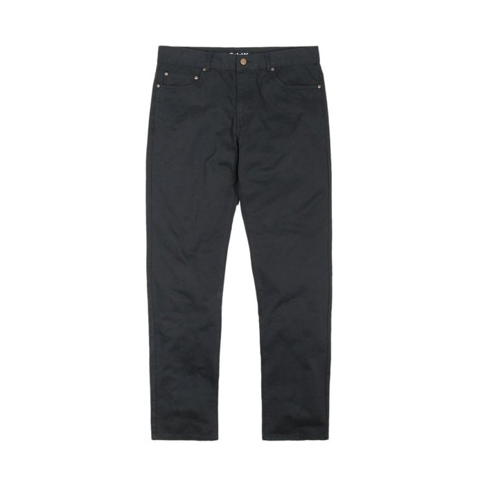 《 Nightmare 》ONLY NY Hudson Twill Pants - Black