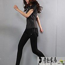 春夏新款瑜伽服套裝女專業運動健身房晨跑步服寬鬆速乾衣顯瘦【奇趣百貨】