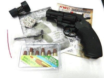 【原型軍品】全新 II 免運 KWC PYTHON M357 2.5吋 左輪 手槍 金屬 CO2 無刻字