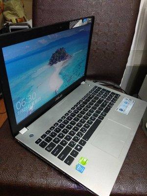 大台北 永和 二手 筆電 筆記型電腦 ASUS 華碩 15.6吋 I5-4200H/8G/240G SSD/840M獨顯