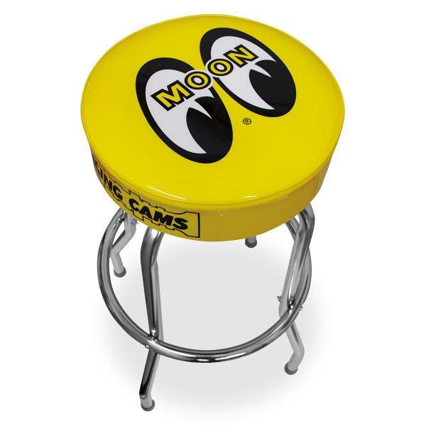 (I LOVE樂多)美式50年代風格MOONEYES RAT FINK RF 菲力貓 美式吧檯椅
