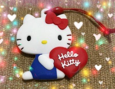 💞絕版💞HELLO KITTY 3D造型-LOVE 悠遊卡