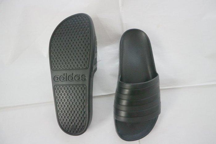 (下標前請先詢問)ADIDAS 新上市拖鞋35550 愛迪達 定價 790 !! 全黑←防滑 防水 男女 4~13號
