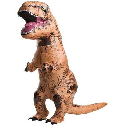 高雄租用 充氣 T-Rex恐龍裝 暴龍的日常 911 9453 暴龍裝 綠色暴龍裝