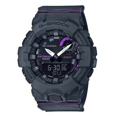 CASIO G-SHOCK S series G-SQUAD SERIES 運動手錶 GMA-B800-8A GSHOCK GMAB800 GSQUAD