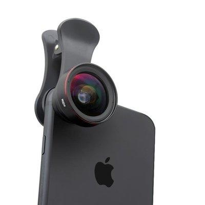 0.6倍無畸變抗變形廣角 手機通用高清廣角鏡頭外置鏡頭雙攝通用 【優品城】YP