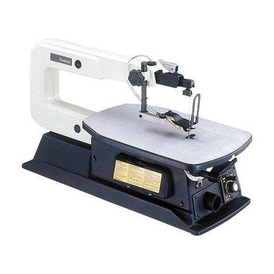 現貨【花蓮源利】 牧田 MAKITA 平台式線鋸機 桌上型曲線機 切割機 絲鋸機 木工 可調速 MSJ401