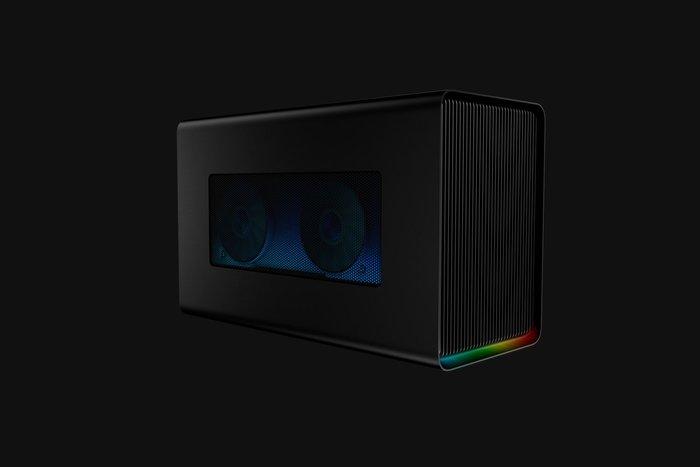 【易霖-外置顯示盒】雷蛇Razer Core X(RC21-01310100-R3T1)外置顯示盒